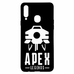 Чохол для Samsung A20s Apex Legends symbol health