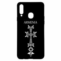 Чехол для Samsung A20s Armenia