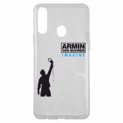 Чехол для Samsung A20s Armin Imagine