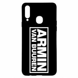 Чехол для Samsung A20s Armin