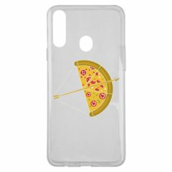 Чохол для Samsung A20s Arrow Pizza