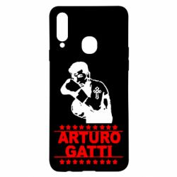 Чохол для Samsung A20s Arturo Gatti
