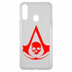 Чехол для Samsung A20s Assassin's Creed Misfit