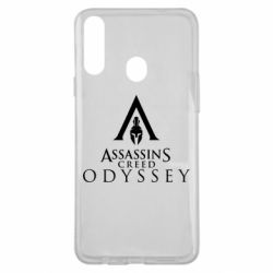 Чохол для Samsung A20s Assassin's Creed: Odyssey logotype