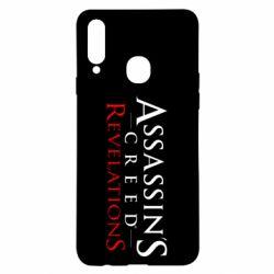 Чохол для Samsung A20s Assassin's Creed Revelations
