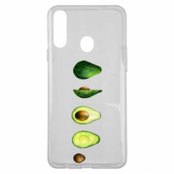 Чехол для Samsung A20s Avocado set