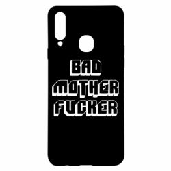 Чехол для Samsung A20s Bad Mother F*cker