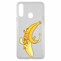 Чохол для Samsung A20s Banana in a Banana