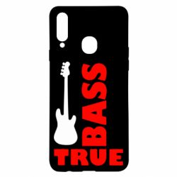 Чехол для Samsung A20s Bass True