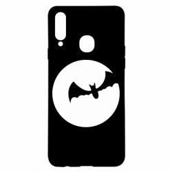 Чохол для Samsung A20s Bat