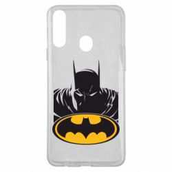 Чехол для Samsung A20s Batman face