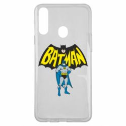 Чехол для Samsung A20s Batman Hero