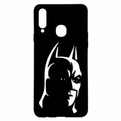Чехол для Samsung A20s Batman Hero