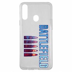 Чохол для Samsung A20s Battlefield 5 bullets