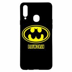 Чохол для Samsung A20s Batwoman