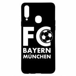 Чохол для Samsung A20s Баварія Мюнхен