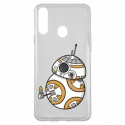 Чехол для Samsung A20s BB-8 Like