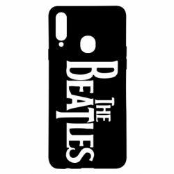 Чохол для Samsung A20s Beatles