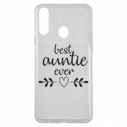 Чохол для Samsung A20s Best auntie ever