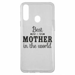 Чохол для Samsung A20s Best mother in the world