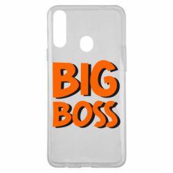 Чехол для Samsung A20s Big Boss