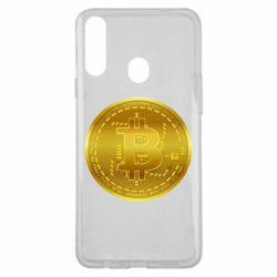 Чохол для Samsung A20s Bitcoin coin