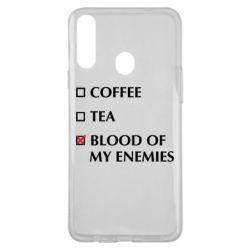 Чохол для Samsung A20s Blood of my enemies
