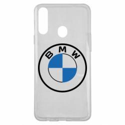 Чохол для Samsung A20s BMW logo 2020