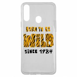 Чохол для Samsung A20s Born to be wild sinse 1984