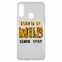 Чохол для Samsung A20s Born to be wild sinse 1989