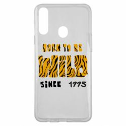 Чехол для Samsung A20s Born to be wild sinse 1995