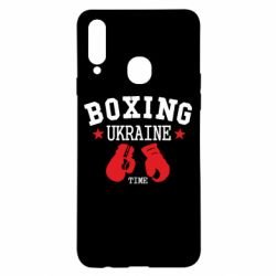 Чехол для Samsung A20s Boxing Ukraine