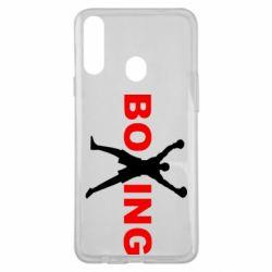 Чехол для Samsung A20s BoXing X