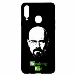 Чохол для Samsung A20s Breaking Bad  (Во все тяжкие)