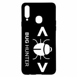 Чохол для Samsung A20s Bug Hunter