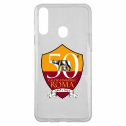 Чохол для Samsung A20s Calcio Femminile Roma