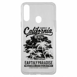 Чохол для Samsung A20s California Beach