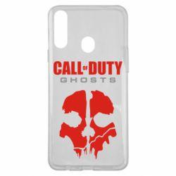 Чохол для Samsung A20s Call of Duty Ghosts