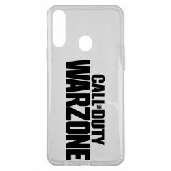 Чохол для Samsung A20s Call of Duty: Warzone