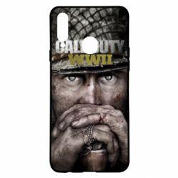 Чехол для Samsung A20s Call of Duty WWII