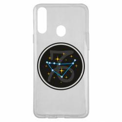 Чехол для Samsung A20s Capricorn constellation