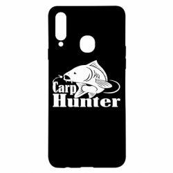 Чохол для Samsung A20s Carp Hunter