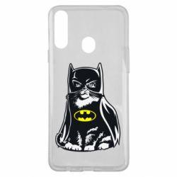 Чохол для Samsung A20s Cat Batman