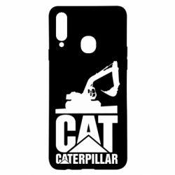 Чохол для Samsung A20s Caterpillar cat