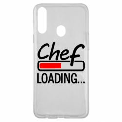 Чехол для Samsung A20s Chef loading