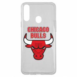 Чохол для Samsung A20s Chicago Bulls vol.2