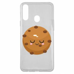 Чехол для Samsung A20s Chocolate Cookies