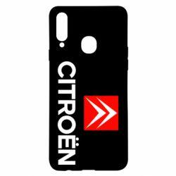 Чехол для Samsung A20s CITROEN 2