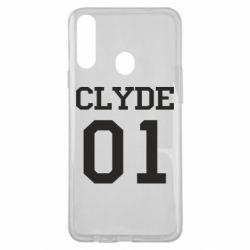Чехол для Samsung A20s Clyde 01