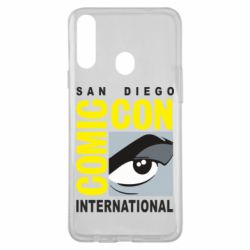 Чохол для Samsung A20s Comic-Con International: San Diego logo